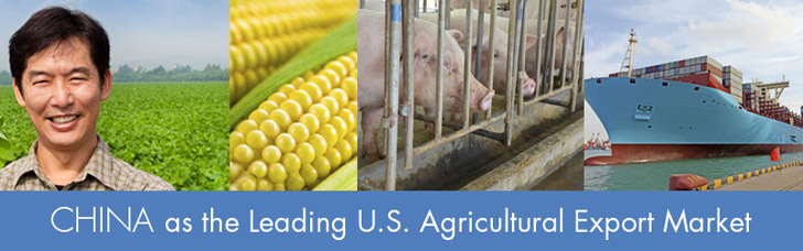 China as the Leading U.S. Agricultural Export Market