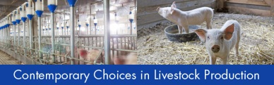 Theme Overview: Contemporary Choices in Livestock Production